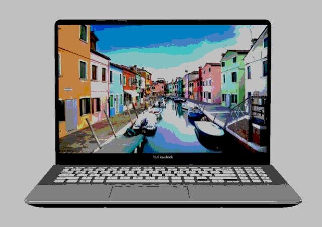ASUS VivoBook S15 هو أفضل كمبيوتر محمول متوسط المدى في العالم الآن في عام 2020.