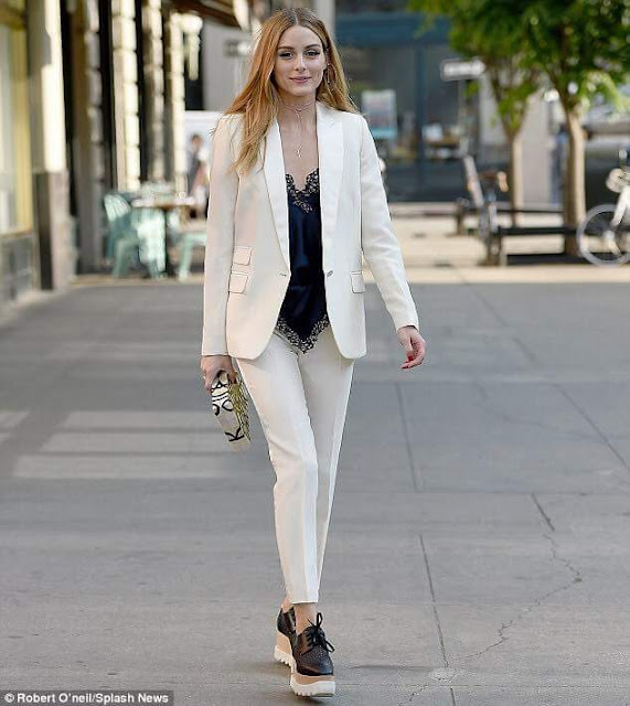 outfit olivia palermo outfit casual olivia palermo copia il look di olivia palermo mariafelicia magno fashion blogger colorblock by felym fashion blog italiani fashion blogger italiane fashion blog italiani blogger italiane fashion bloggers italy olivia palermo street style olivia palermo outfit june 2016