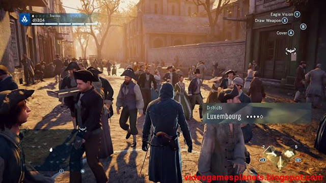 assassin's creed unity highly compressed in parts
