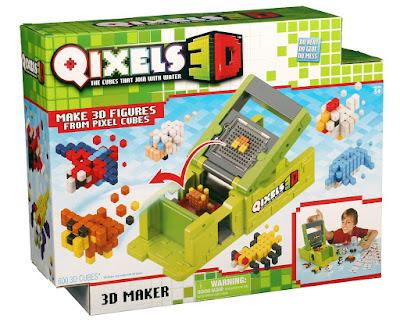 TOYS : JUGUETES - Qixels 3D Maker  Producto Oficial 2016 | Comprar en Amazon España