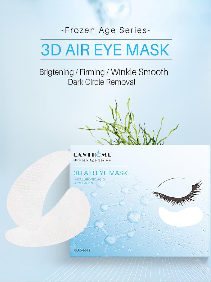Lanthome 3D Air Eye Mask: Frozen Age Series