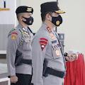 Kapolda Pimpin Sertijab, Berikut Daftar Nama PJU Polda Sulsel dan Kapolres