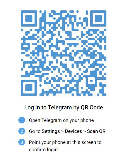 Telegram Web - Đăng nhập Telegram online trên web máy tính b