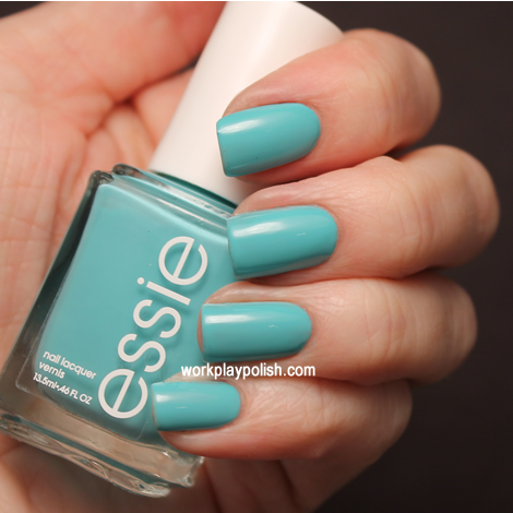 Essie 2012 Leading Lady Collection: Where's my Chauffer (work / play / polish)