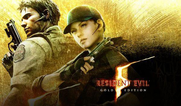 RESIDENT EVIL 5 GOLD EDITION - Vùng Đất Quỷ Dữ 5  (VIỆT HÓA)