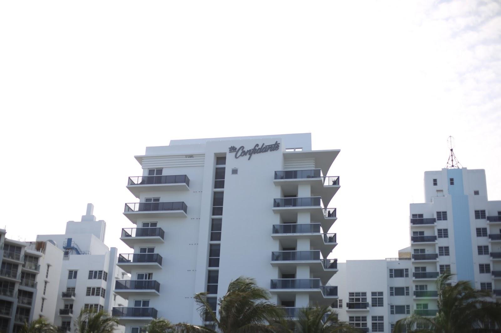 the confidante hotel