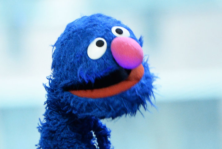 People Are Torn Over Whether Grover Dropped The F-Bomb On 'Sesame Street'