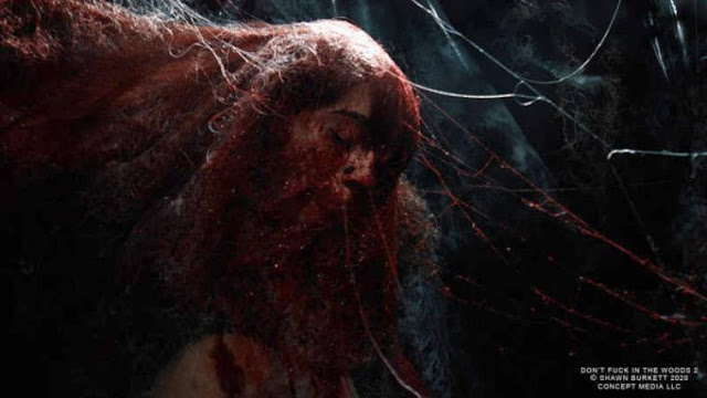 La comedia de terror 'Don't Fuck in the Woods 2' está terminada