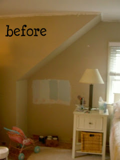 master bedroom makeover new wall paint