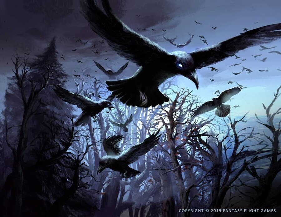 12-The-crows-keeping-watch-Nele-Diel-www-designstack-co