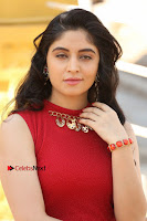 Telugu Actress Zahida Sam Latest Pos in Red Gown at RF Films New Movie Opening  0064.JPG
