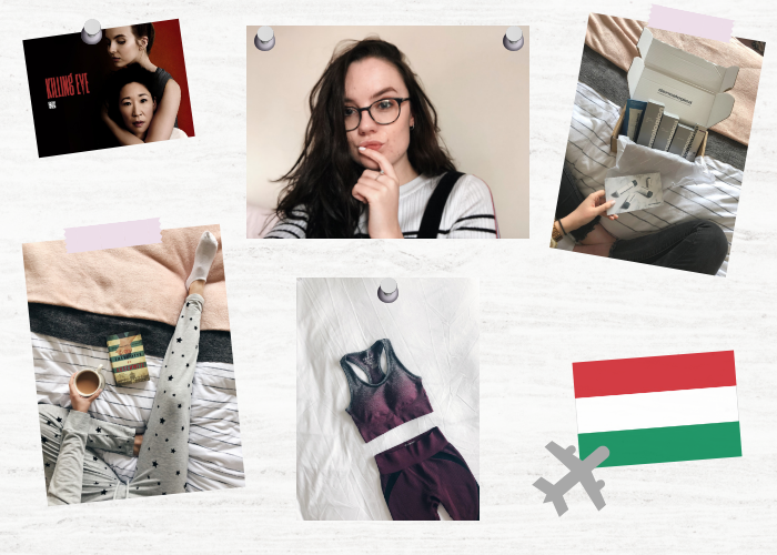 A lifestyle roundup of my week at university featuring all I've bought, watched, eaten, seen and been up to. Featuring killing eve, new gym gear and booking a trip to Budapest