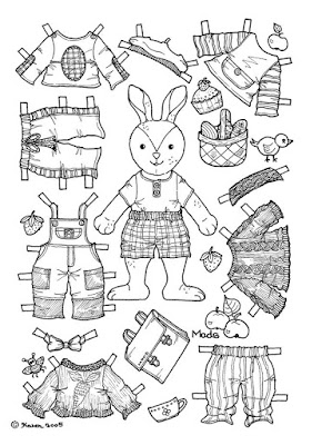 Karen`s Paper Dolls: June 2012