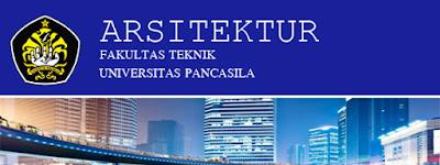 http://arsitektur.teknik.univpancasila.ac.id/