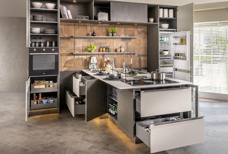 Mutfak ve mobilya sektöründe hız devri