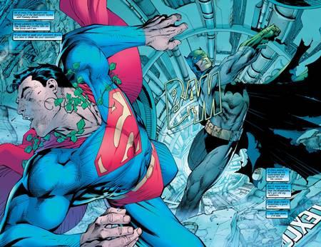 Batman vs Superman en cómics