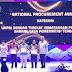 Hebat! Sulut Raih 2 Kategori Nasional Procurement Award