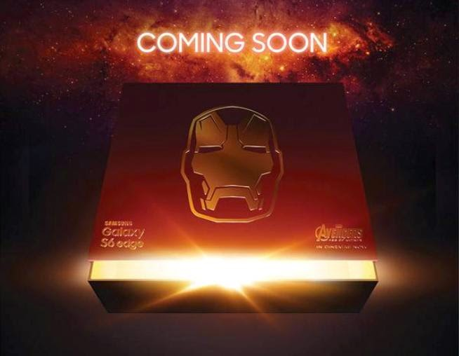 Samsung Iron Man