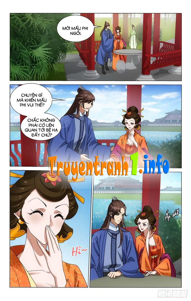 Vương Gia ! Không nên a ! chap 333 - Trang 1
