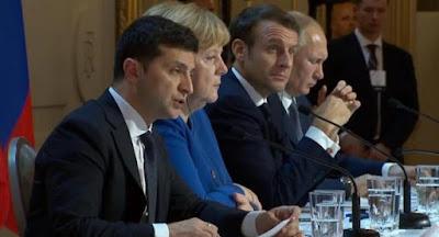 Зеленський дав Путіну термін на виконання мінських домовленостей до кінця року