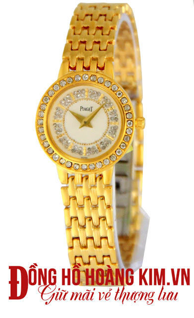 Đồng hồ đeo tay nữ Piaget dây inox giá rẻ dưới 2 triệu