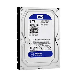 Wd blue 1TB HARD DISK