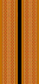 Choli Border Design