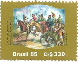 Selo Sesquicentenário da Revolução Farroupilha