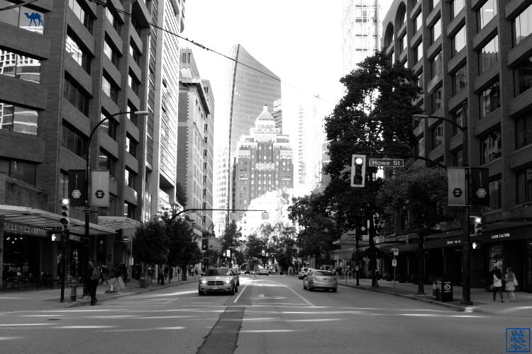 Le Chameau Bleu - Blog Voyage Canada Colombie Britannique -Downtown de Vancouver