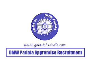 DMW Patiala Apprentice Recruitment 2020