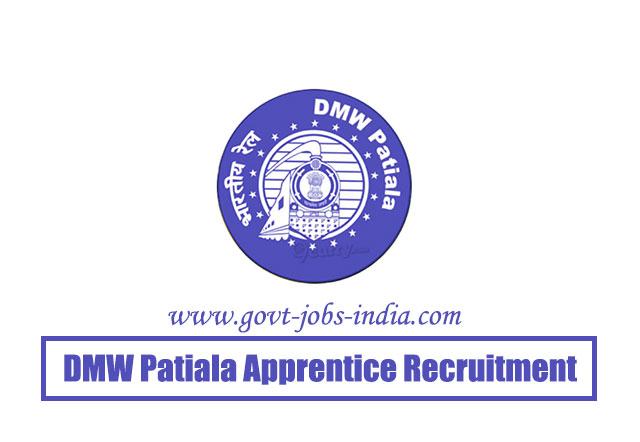 Diesel Loco Modernisation Works Patiala Apprentice Recruitment 2020 – 182 Act Apprentices Vacancy – Last Date 26 March 2020