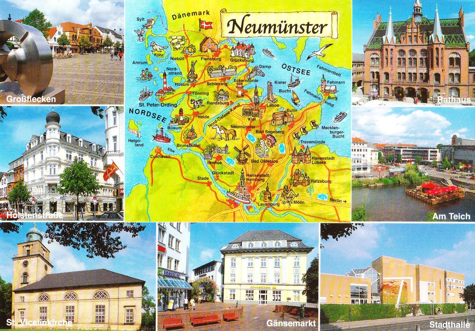 janne 39 s postcards 22 neum nster germany de 796038. Black Bedroom Furniture Sets. Home Design Ideas