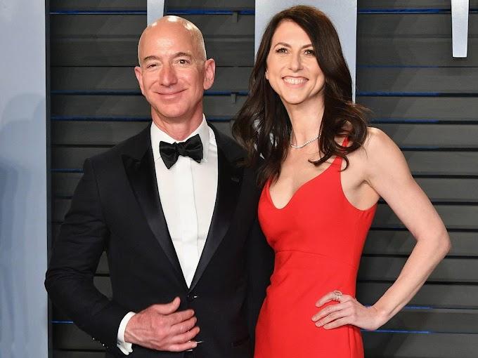 Jeff Bezos' ex-wife, MacKenzie Scott becomes the world's richest woman as her net worth rises to $67.4 billion