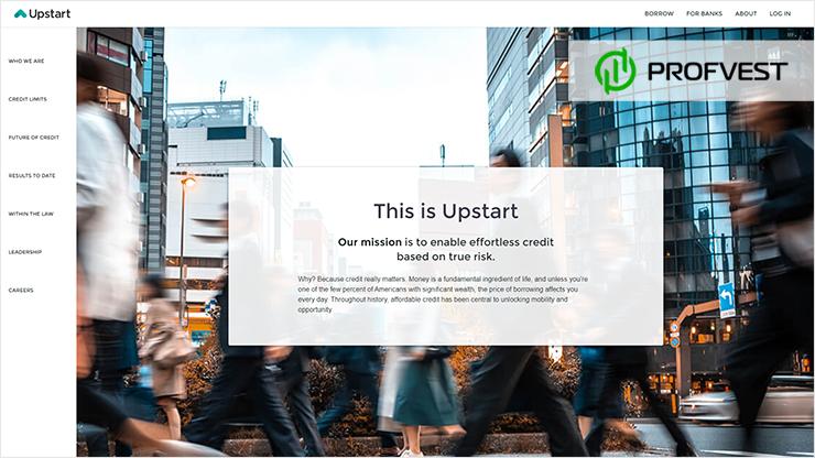 IPO от компании Upstart Holdings перспективы и возможность заработка