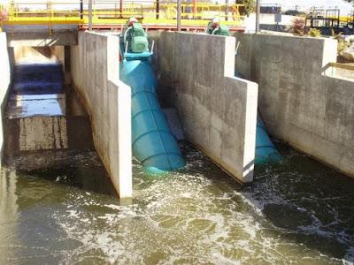 Nou sistema per generar electricitat a partir de les aigües residuals en depuradores