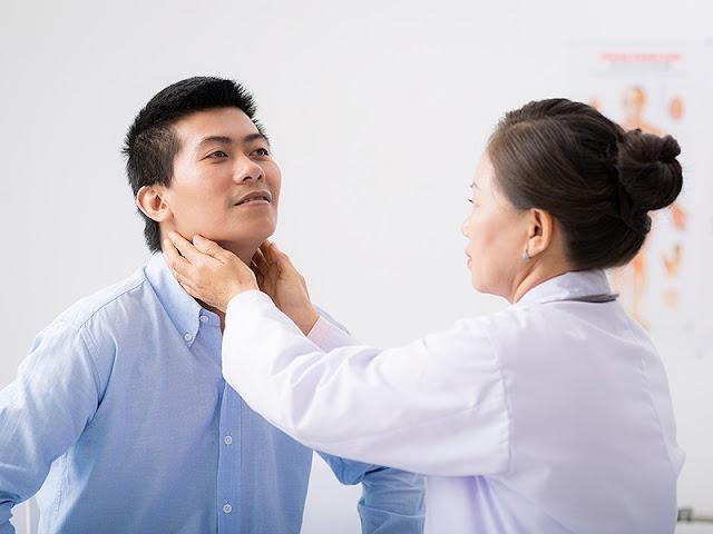Gejala dan penyebab penyakit hipertiroid