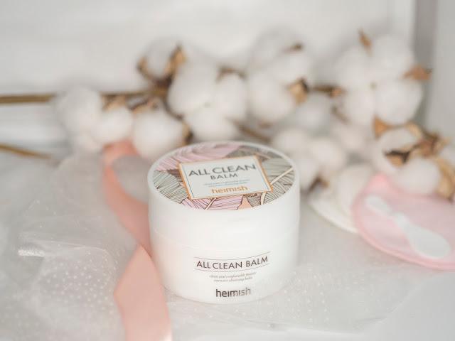 kórejská kozmetika | heimish all clean balm