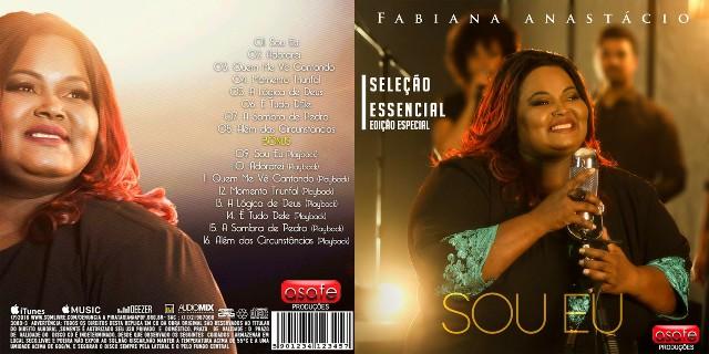 CD Fabiana Anastácio Seleção Essencial 2018