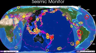 ULTIMA HORA: reportan sismo atipico en Mexico.