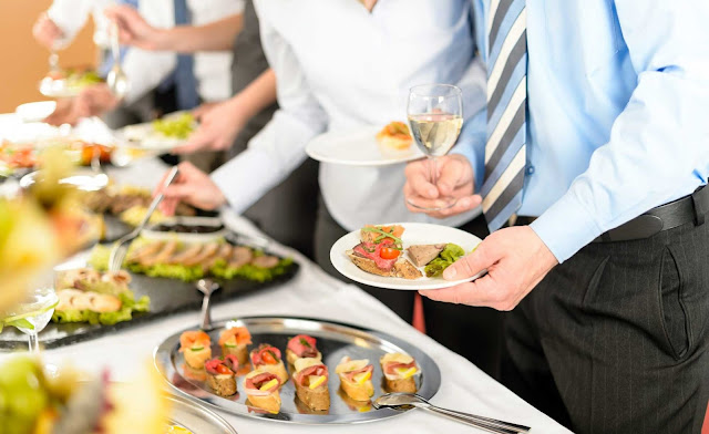 Catering Corporate Events