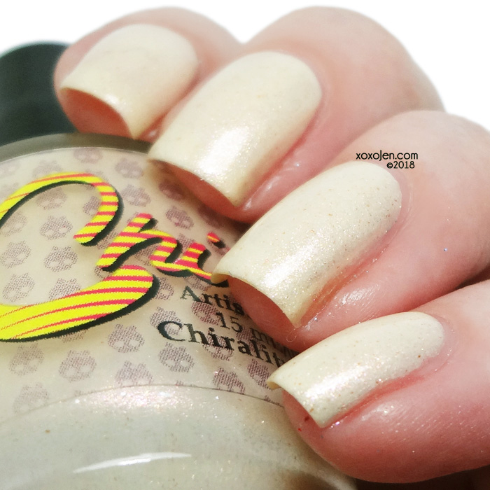 xoxoJen's swatch of Chirality Polish Bad Wolf