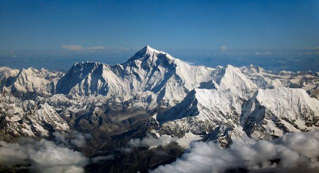 جبل إيفرست - Mount Everest