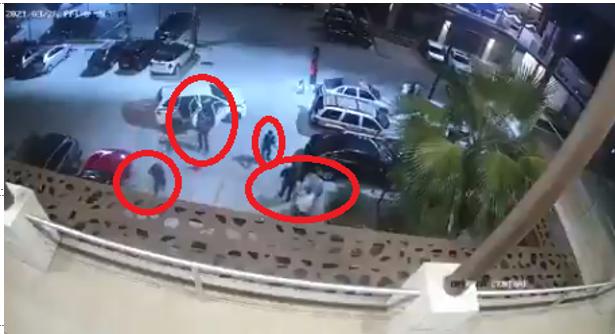 Video: Así ataco el CJNG el bar Ginza en Cancún, ya detuvieron a El Choche jefe de plaza y a 3 de los Sicarios que cometieron el ataque