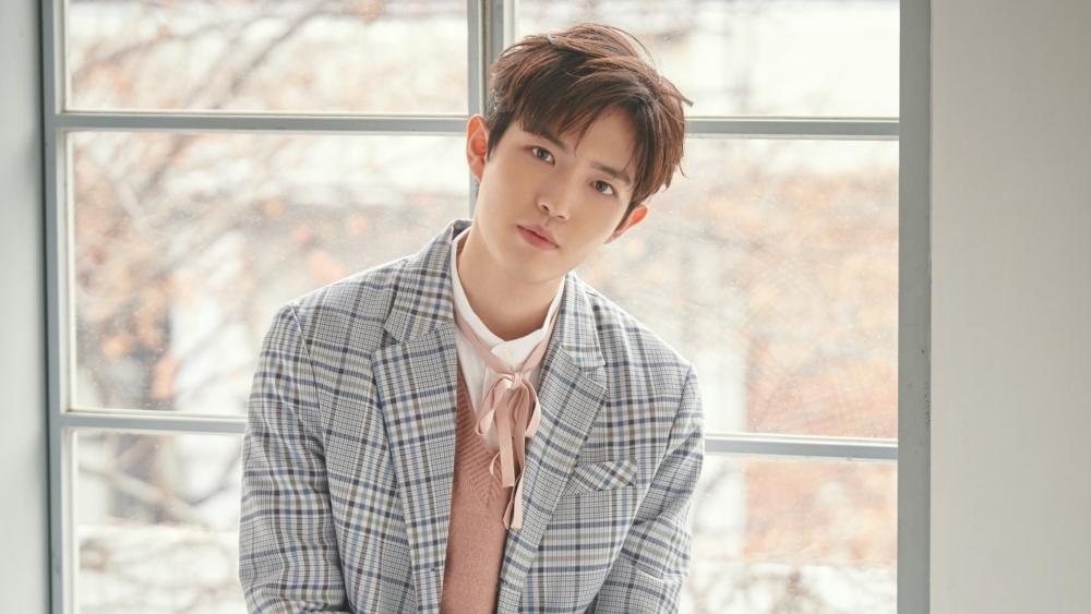 Kim Jae Hwan Confirmed Comeback With 3rd Mini Album
