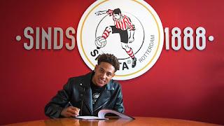 GX SPORT: Super Eagles goalkeeper, Maduka Okoye joins Dutch club, Sparta Rotterdam on a two-year deal (photos)