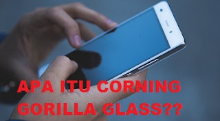 Urutan Corning Gorila Glass