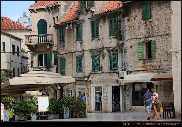 Croacia: Split