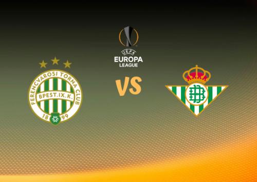 Ferencvaros vs Real Betis  Resumen
