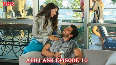 Episode 10 Afilli Aşk