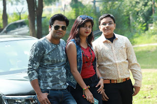 Avi Arya and Neha